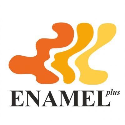 Enamel Plus Hri Logo Kwadrat